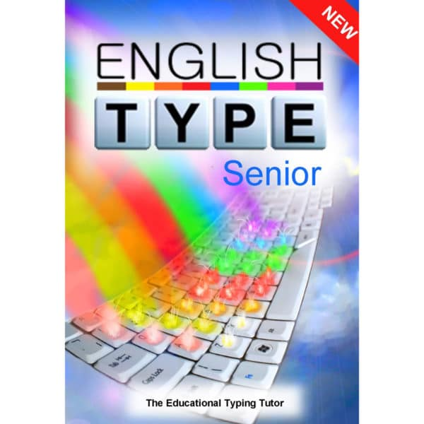 Englishtype_Senior_Typing_Tutor_CD_ROM__08648