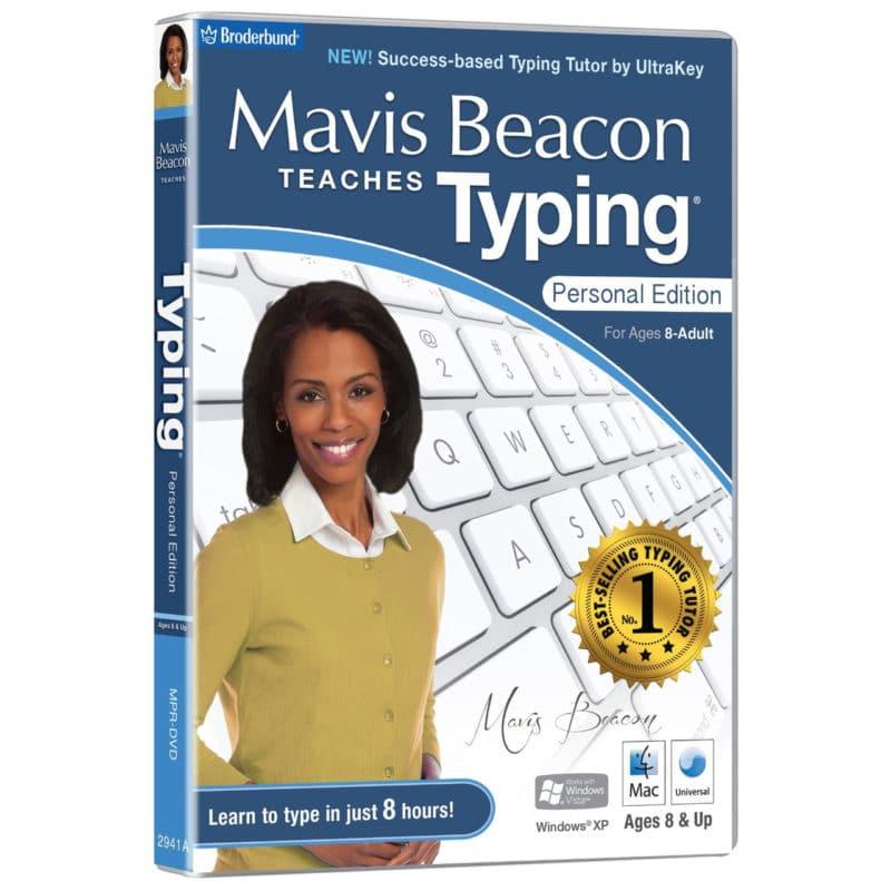 Screenshot From Mavis Beacon Teaches Typing Platinum 20 Via