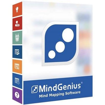 MindGenius 7 أداة تفكير رسومية فعالة للتعبير عن الأفكار المتباينة والتفكير العملي