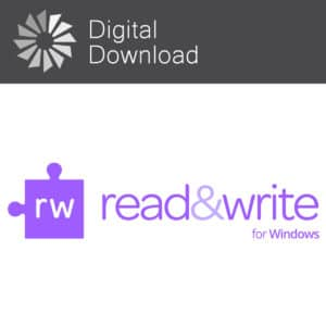 Read and Write Gold literacy support software logo