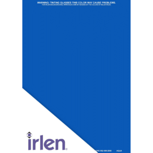 Irlen Institute Overlays in a range of colours