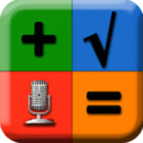Talking Scientific Calculator app image