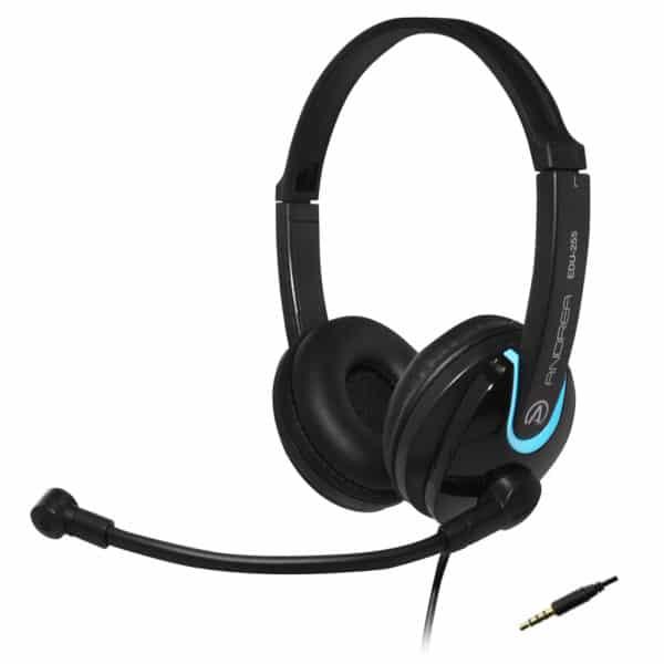 Andrea-edu-255mstereo-mobile-headset