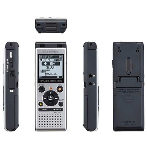 Olympus WS-852 Digital Recorder