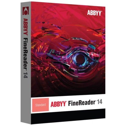 ABBYY FineReader 14 - Công cụ chuyển đổi ảnh sang PDF mạnh mẽ