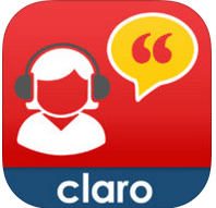 claro assistive apps