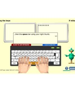 Kaz SEN/Dyslexia Typing Tutor - Digital Download
