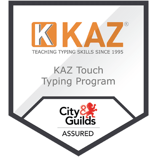 Kaz Type City and Guilds Assured